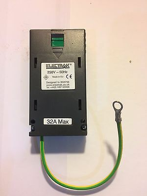 Electrak 1Ab301A 32Amp Rewireable Feed Module For Intersoc-R Systems