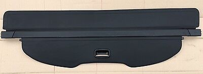 Genuine Ford Galaxy Load Cover Parcel Shelf Tonneau Blind In Black 2006-2015
