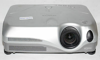 Hitachi Cp-X445 Multimedia Lcd Projector - 856Hrs Lamp Usage