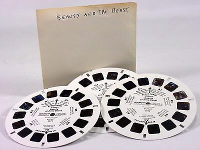 View-Master Disney's Beauty and the Beast