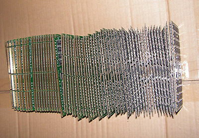 Lot of 64 HP AB309-69001  DIMM DDR SDRAM Server Memory for gold extraction