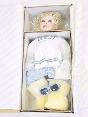 """Hamilton Heritage Dolls """"Michelle"""" Doll 1990s In Original Packaging #10983"""