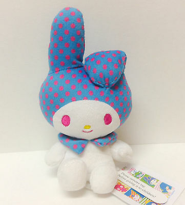 Sanrio My Melody Friends Collection Plush Neon Pop Art Color authentic kawaii