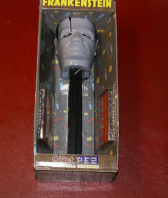 PEZ Giant Pez Frankenstein Candy Roll Dispenser 2006 Light and Sound NEW