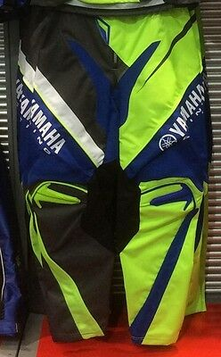 Team Yamaha Racing Motocross Pants