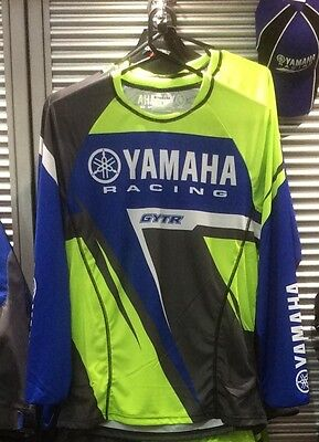 Team Yamaha Racing Motocross Jersey