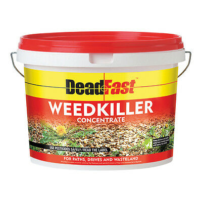 DeadFast Weedkiller Concentrate 12 x 100ml