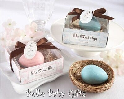 Baby Shower Favours - Scented Soap - Pink or Blue