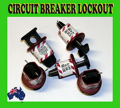 MCB -Miniature Circuit Breaker Lockout- Pin out