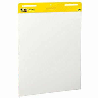 Post-it Easel Pad, 25 x 30-Inches, White, 30-Sheets/Pad...NEW