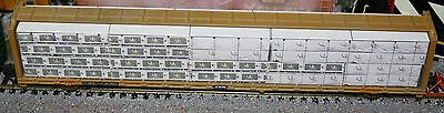 HO Scale 72' Wrapped Lumber Loads (Conifex)