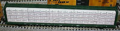 HO Scale 72' Wrapped Lumber Loads (Canfor-Jadestar)