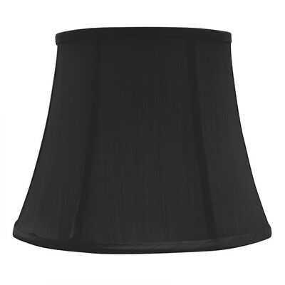 Bedside Lamp Black Cotton Shade Only American Fitt