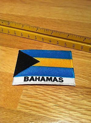 Bahamas Travel Patch