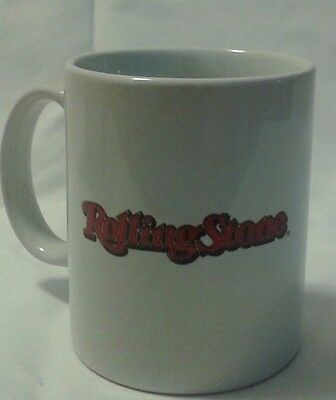 Rolling Stones Gift Set Logo Coffee Cup Classic Rock Edition NO CD /SUBSCRIPTION