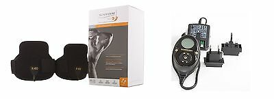 Slendertone System Male S7 Arms Garment Accessory + Controller *brand New*