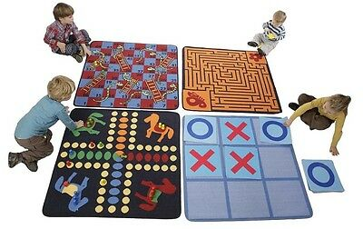 Mats -  Set of 4 Games Mats - Great Value For Money