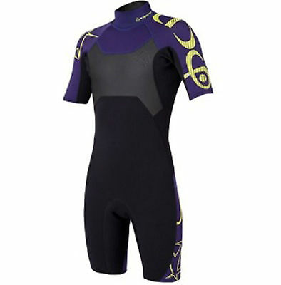 Neopreno MYSTIC Crossfire 3/2 D/L Shorty (Wetsuit)