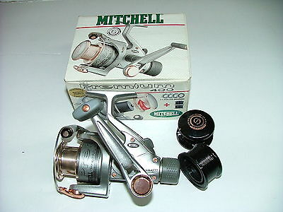 MITCHELL PREMIUM 400 mulinello 5 cuscinetti pesca bolognese inglese spinning
