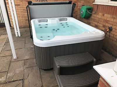 NEW MOONSTONE By ARDEN SPAS   FREE DELIVERY, COVER LIFTER, 1yr SUPPLY CHEMICALS!
