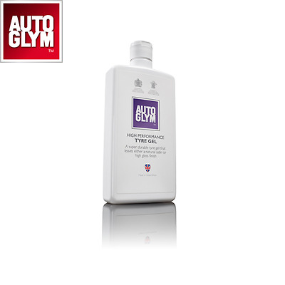 Autoglym High Performance Tyre Gel 500ml NEW 2017