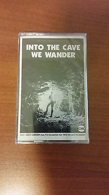 Cave Carson Cassette Tape Into The Cave We Wander Dc Young Animals Packaged