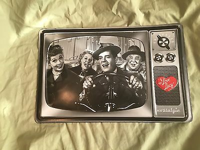 I Love Lucy TV Sign