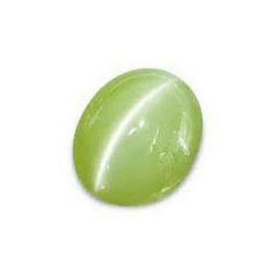 0.43CTS Beautiful natural chrysoberyl catseye gemstone.