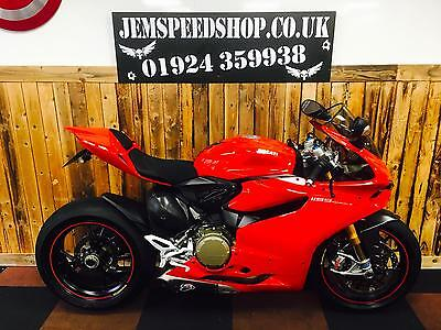Ducati 1199 PANIGALE S ABS 2015