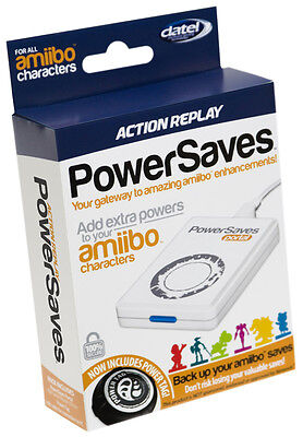 PowerSaves for Amiibo™ (now includes Power Tag)