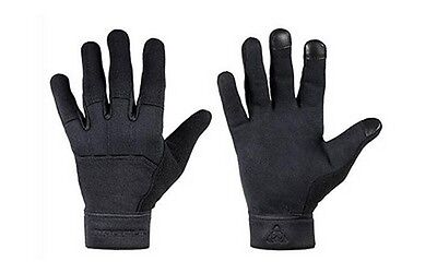 Magpul MAG853 Men's Black Synthetic Suede Technical Gloves - Size Large