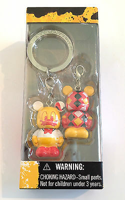 Disney Vinylmation Donald Duck Key Chain / Ring - Very Rare - Brand New in box