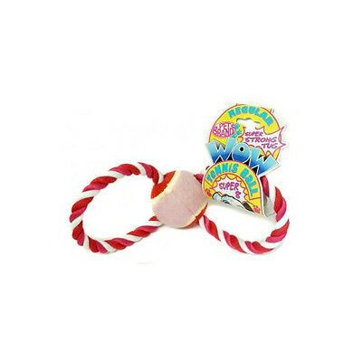 Wow Super 8 - Accessories - Dog - Toys Rope & Cotton