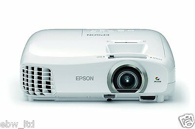 Epson EH-TW5210 Home Cinema/Gaming Projector (Full HD, 3LCD, 1080p, 3D, 2200Lum)