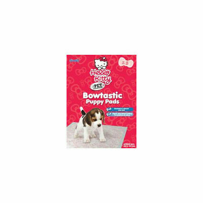 Hello Kitty Bowtastic Puppy Training Pads - Accessories - Dog - Toilet