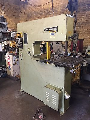 Startrite 30 RWS Vertical Bandsaw  Hand Operated Table Feed. 3 ph £945.00 + Vat
