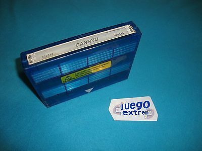 GANRYU MVS Neo Geo Arcade Game Blue Cartridge Original SNK
