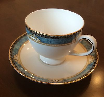 Wedgwood CURZON Bone China Cup and Saucer