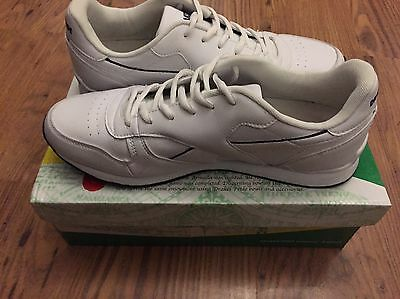 Drakes Pride Bowls Shoes / Trainers Size 8 White. Unisex.