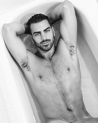 Nyle DiMarco Hot Model DWTS  8x10 Photo Matte Paper Finish Lab Printed #12