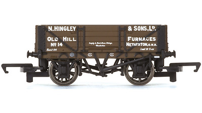 Hornby R6745 4 Plank Wagon Hingley and Sons Ltd NEW 00 Gauge