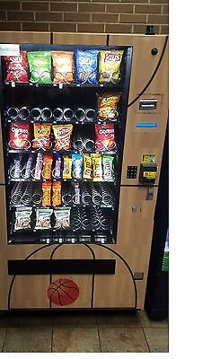 Automatic Products AP113 5-Column Vending Machine