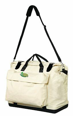 Weaver Leather Arborist Doctor Style Canvas Tool Bag, White
