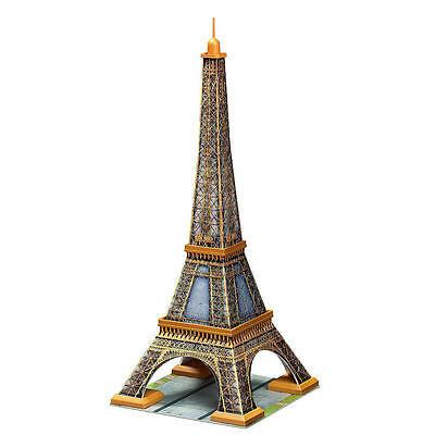 Puzzles Jigsaw Model Paris Eiffel Tower WHITE HOUSE 3D Educational Toy Toys Kids