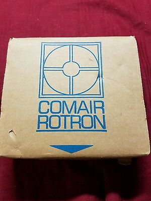 New Comair Rotron Muffin Xl 48Vdc 5.8W .12A Fan New In Box