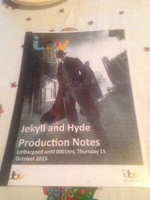 Jekyll And Hyde Press Pack Tom Bateman Richard E Grant