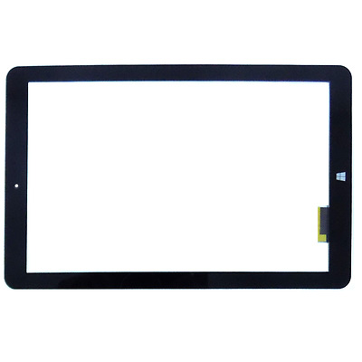 10.1'' Replacement Digitizer Touch Screen Glass For Linx 1010B Windows 10