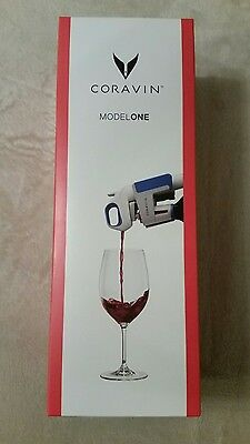 New in box Coravin Model ONE Innovative Wine Access System