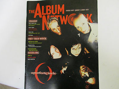 Album Network magazine June. 9, 2000 A Perfect Circle