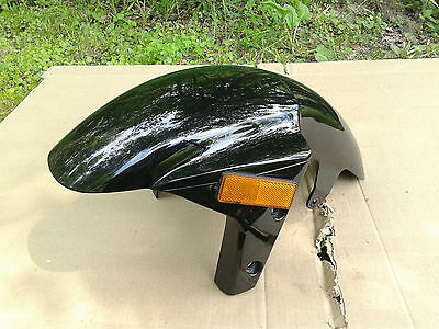 2007 Hyosung - GT 250 - 650 - Guard Front Fender Black